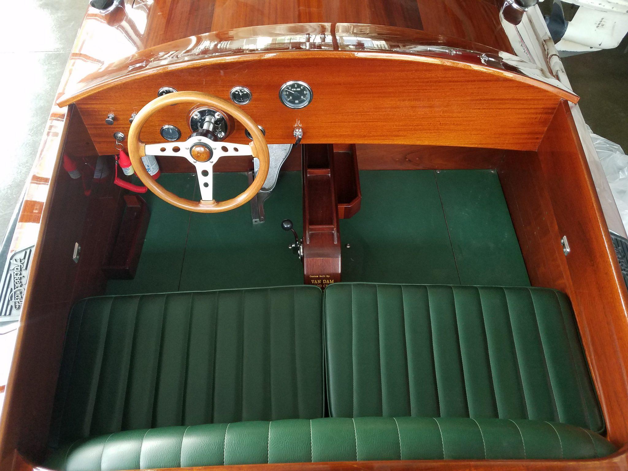 Fine leather seats