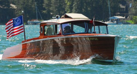 Luv' N It on the water.