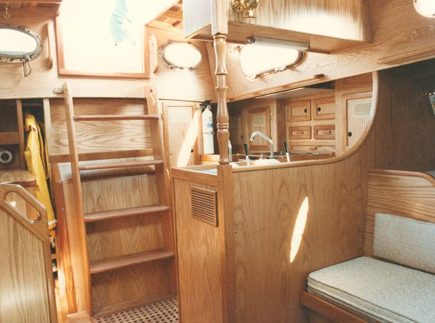 Classic interior in Star