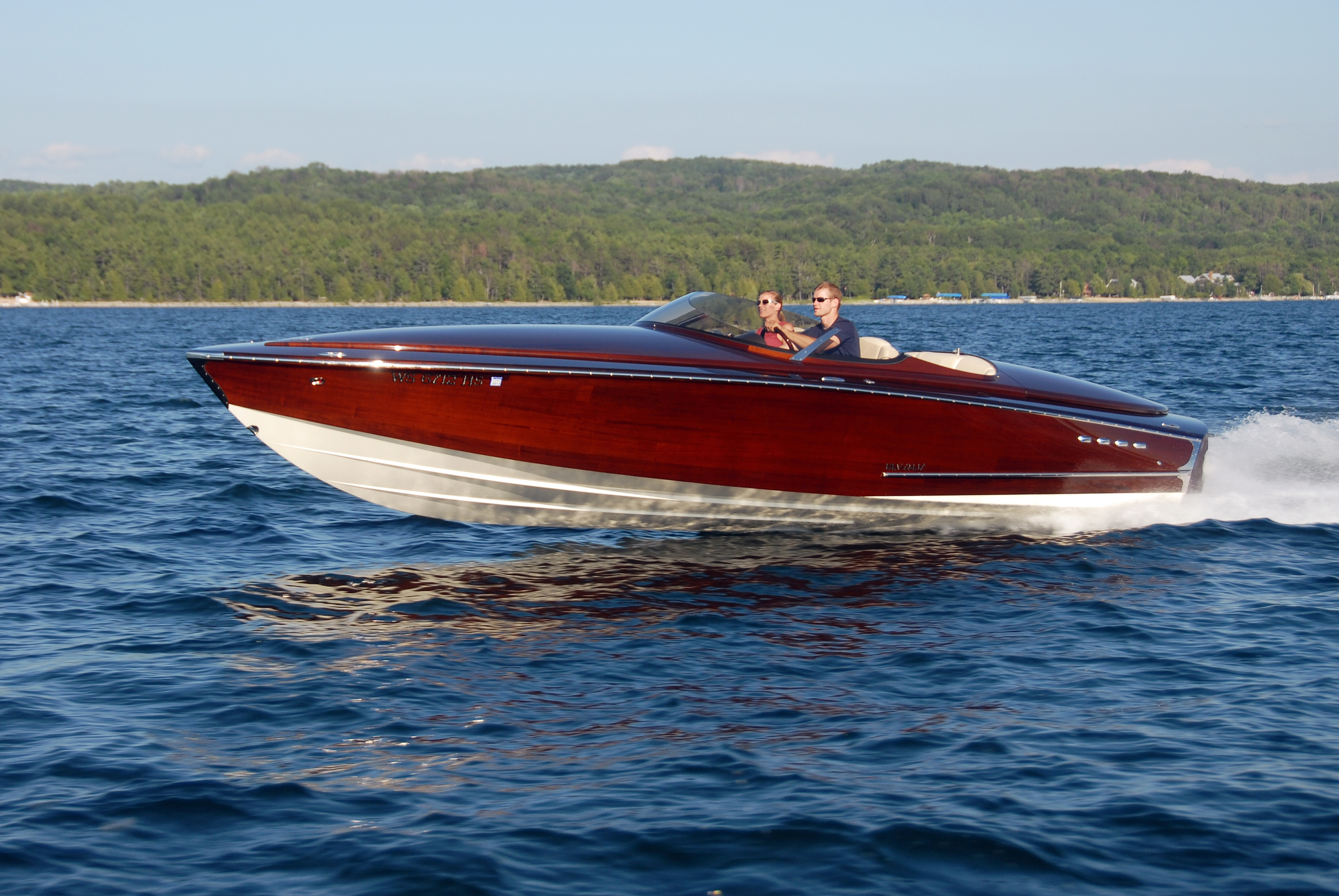 Exotic Custom Boat Design