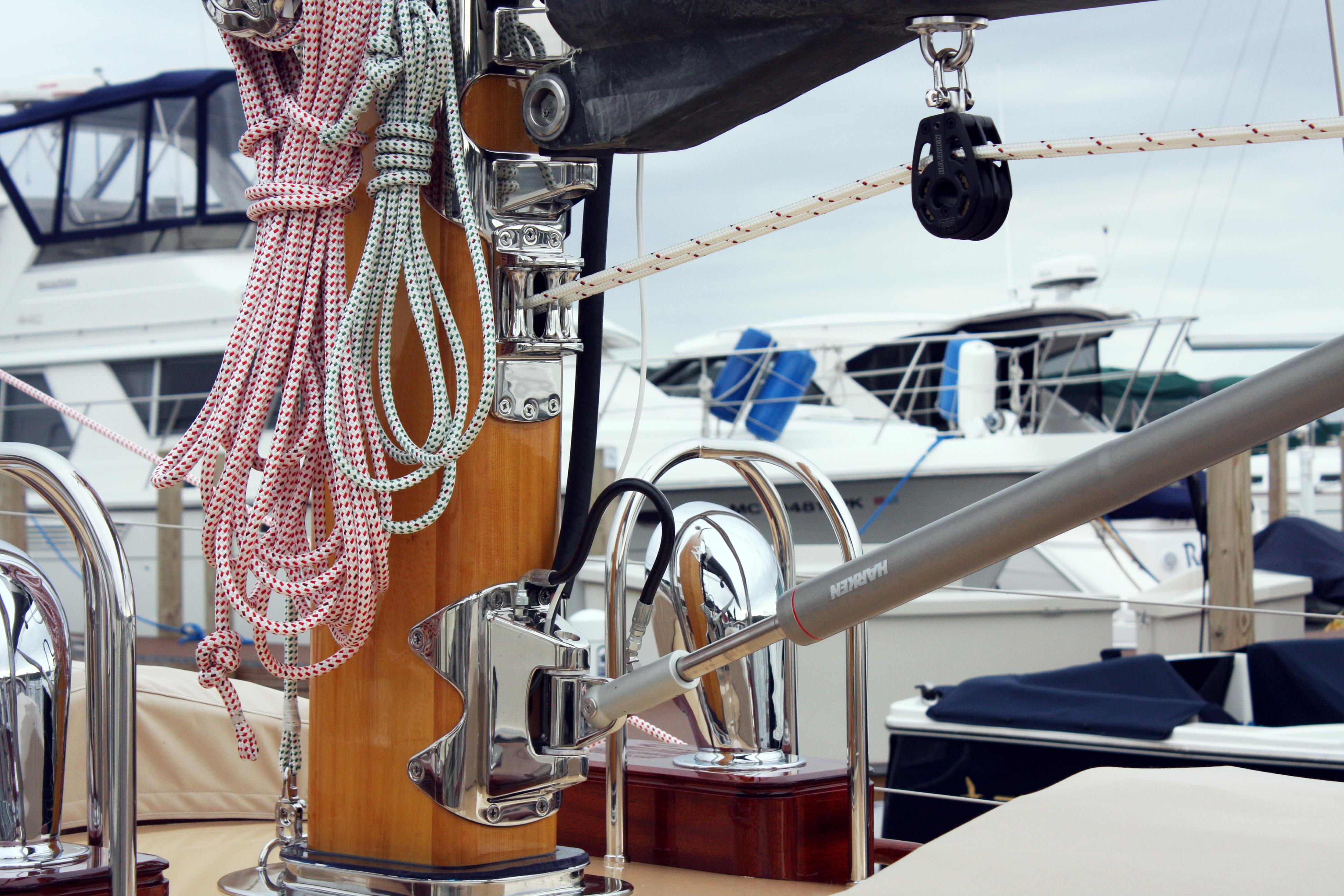 Italmas rigging
