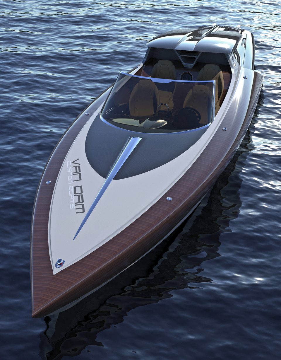 Van Dam Custom Boats